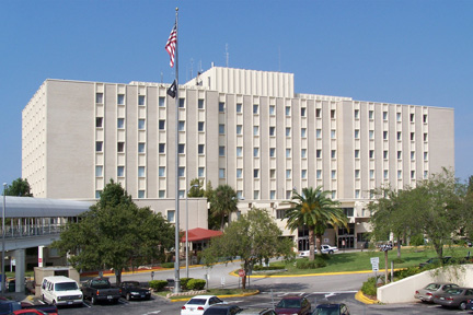 James A. Haley Veterans' Hospital in Tampa, Florida, boasts one of the most advanced emergency backup power control systems of any hospital in the United States.