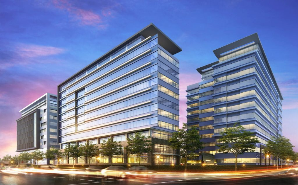 Sunroad Enterprises Has Announced A Master Plan For Centrumplace, A New  Development In Downtown San Diego That Will Include Two Additional Class A  Office ...