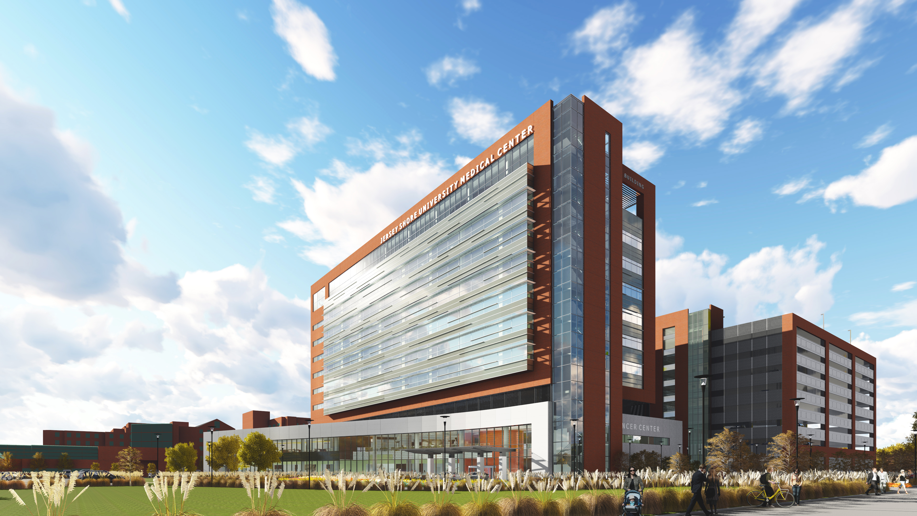 HOPE Tower adds cancer center, imaging services, academic