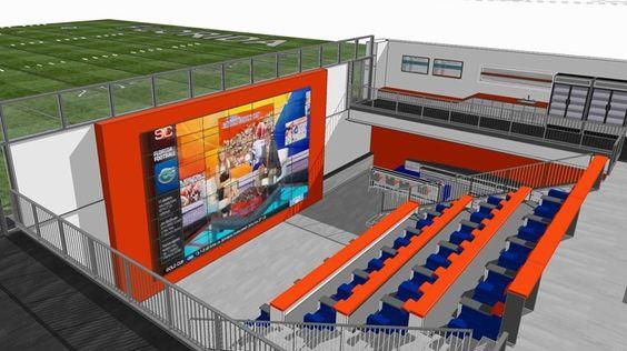 Florida Gators Select Hok For 60m Football Facility