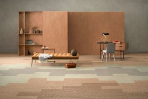Forbo Flooring Systems Refreshes Sustainable Marmoleum Modular Tiles