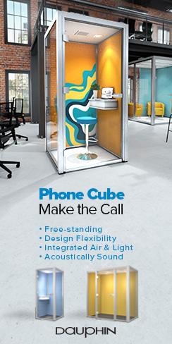 Dauphin Phone Cube Dec'18 Commercial