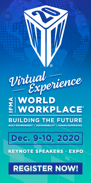 Skyscraper IFMA WW20 virtual