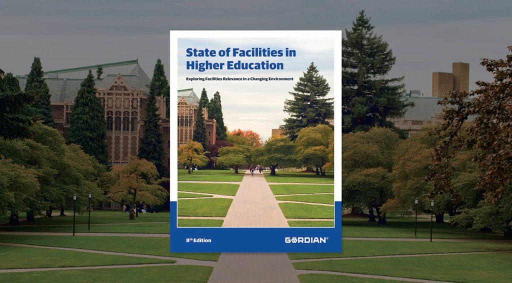 APPA/Gordian higher education facilities report