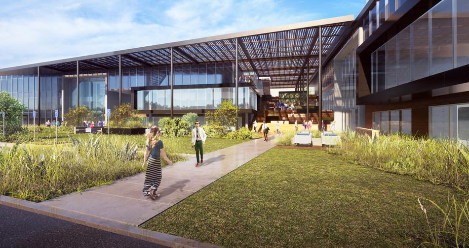 Callan Ridge life sciences facility