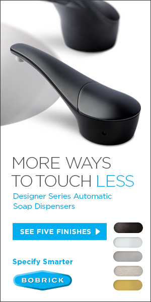 Bobrick Touch Less 300×600-Designer-Series-Banner